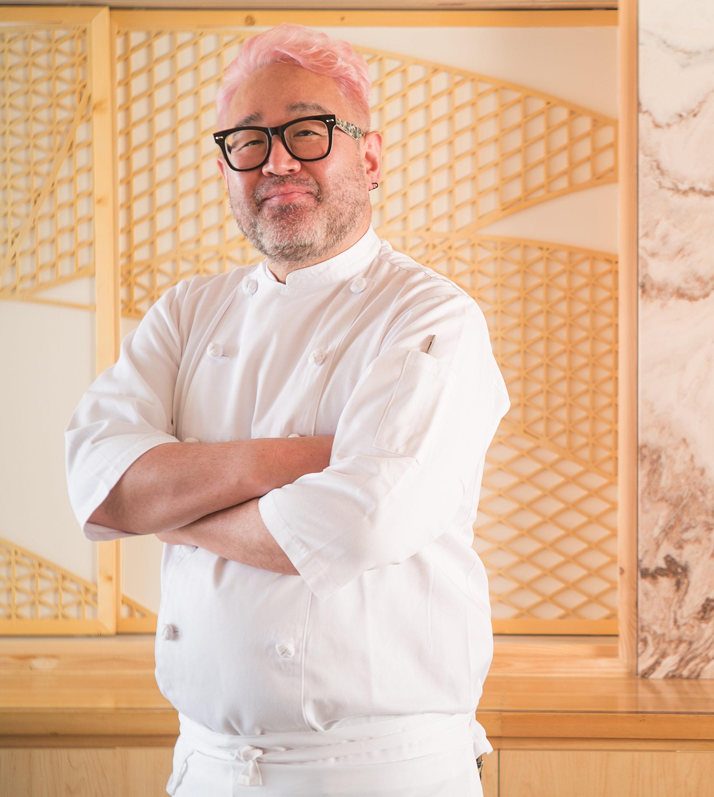 Chef Hiroki returns